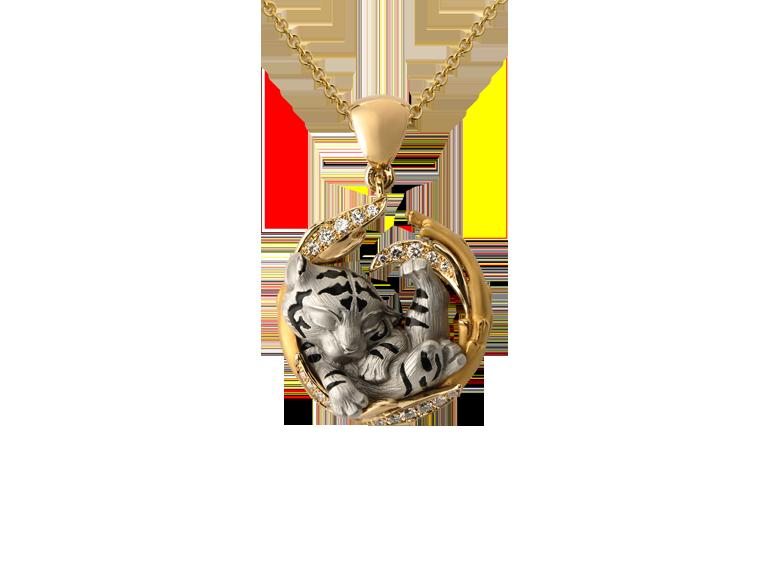 White Opal Pendant Necklace