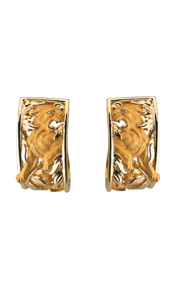 Magerit Puma Collection Earrings Puma