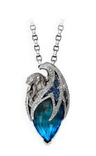 Magerit special necklace_gargoyle