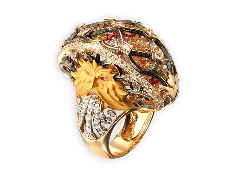Magerit Versailles Collection Ring Fuente big