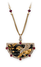 Magerit babylon necklace_ishtar_gate