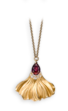 Magerit gea 22necklace_folia