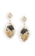 Magerit instinto earrings_reflejo_mediano