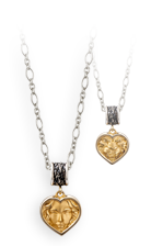 Magerit instinto necklace_corazon