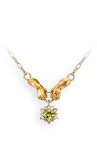 Magerit instinto necklace_custodia