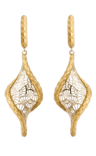 Magerit leyenda earrings_trama