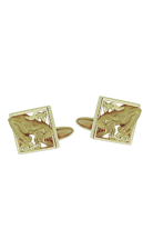 Magerit man cufflinks_puma