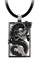 Magerit man necklace_dragon