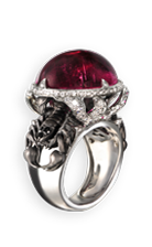 Magerit scorpion ring_scorpion_turmalina