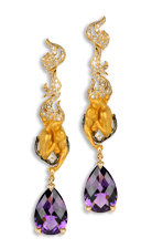 Magerit versailles earrings_couple