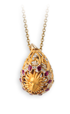 Magerit versailles necklace_cupula_sol