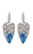 Magerit vitral earrings_gargola_tear