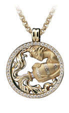 Magerit zodiac necklace_big_acuario